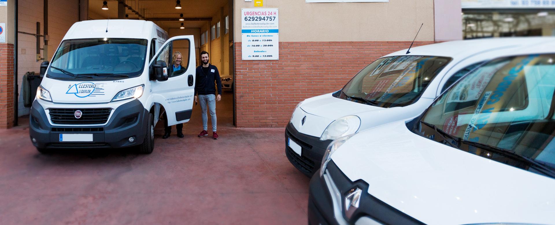 Bienvenido Alquiler De Furgonetas Barcelona Hospitalet Llobregat Badalona Ripollet Mataro El Prat